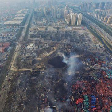 Ответка Китая на атаку США