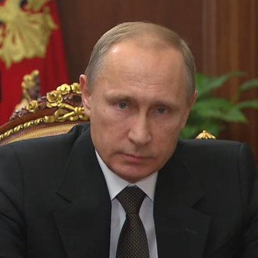 Россия объявила священную войну своим врагам