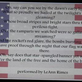 Гимн США или русская народная песня?