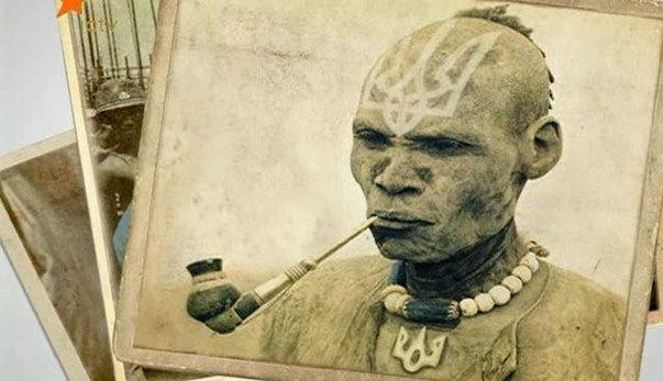 Французский фильм. Украина. Маски революции