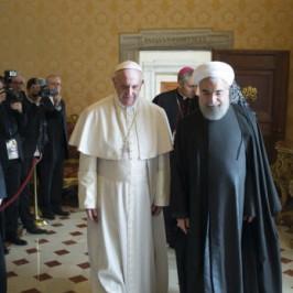 Встреча двух служителей бога тьмы