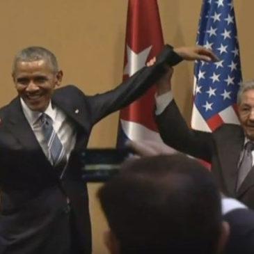 Кастро опозорил Обаму