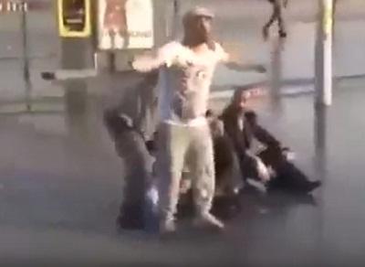 Во Франции убивают протестующих