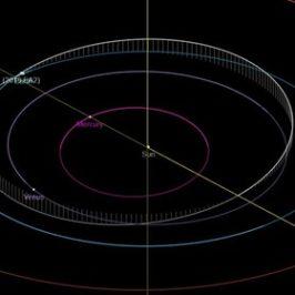 22 марта астероид пролетит мимо Земли. Взрыв метеорита над Камчаткой