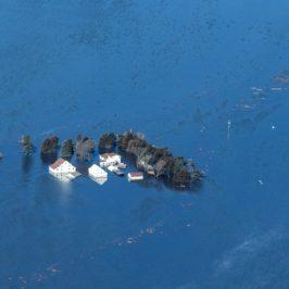 Мировой потоп наступил в марте по всему миру