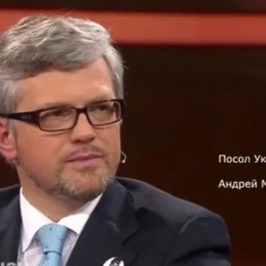 Немцы в шоке от слов посла Украины