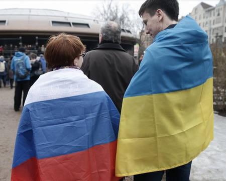 Украина и Россия это одно государство