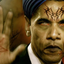 Обама антихрист