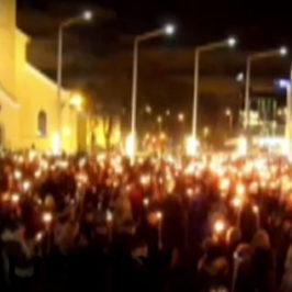 Шествие нацистов в Эстонии